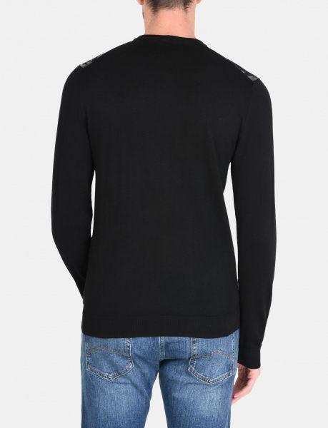 Пуловер для мужчин Armani Exchange MAN KNITWEAR PULLOVER WH1105 размерная сетка одежды, 2017
