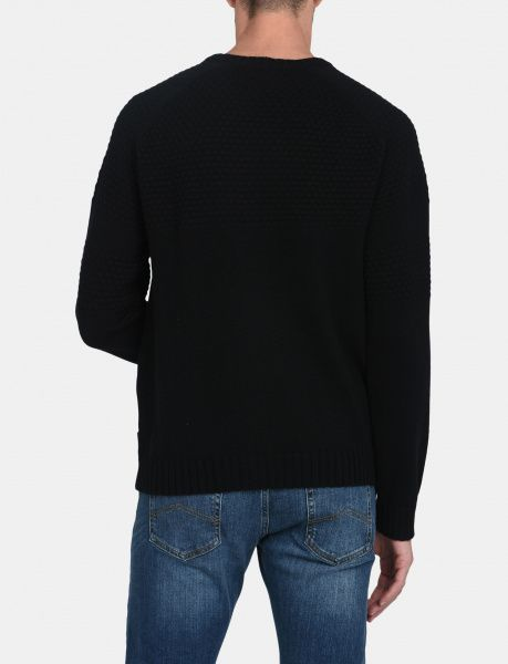 Пуловер для мужчин Armani Exchange MAN KNITWEAR PULLOVER WH1106 размерная сетка одежды, 2017
