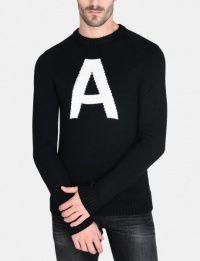Пуловер мужские Armani Exchange модель WH1107 характеристики, 2017