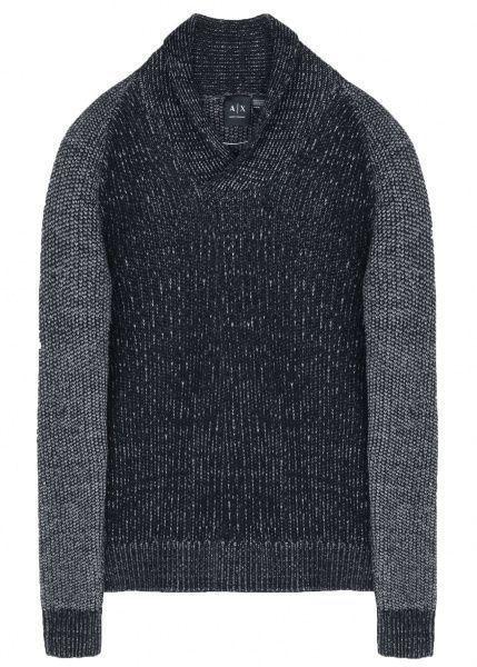 Пуловер для мужчин Armani Exchange MAN KNITWEAR PULLOVER WH1114 брендовая одежда, 2017