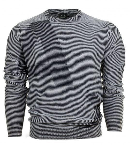 Пуловер мужские Armani Exchange MAN KNITWEAR PULLOVER WH1115 размеры одежды, 2017