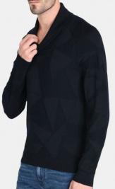 Пуловер мужские Armani Exchange модель 6YZM2N-ZMJ7Z-1200 , 2017