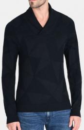 Пуловер мужские Armani Exchange модель 6YZM2N-ZMJ7Z-1200 приобрести, 2017