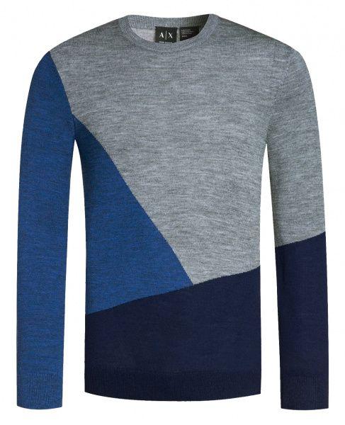 Пуловер мужские Armani Exchange модель WH1121 цена, 2017