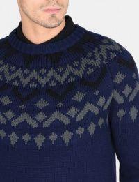 Пуловер мужские Armani Exchange модель WH1124 приобрести, 2017
