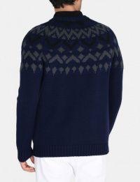 Пуловер мужские Armani Exchange модель WH1124 , 2017
