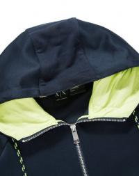 Кофта спорт мужские Armani Exchange модель WH1128 качество, 2017