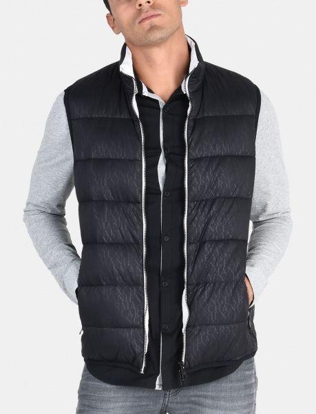 Жилет мужские Armani Exchange MAN WOVEN SLEEVELESS JACKET WH1172 размерная сетка одежды, 2017