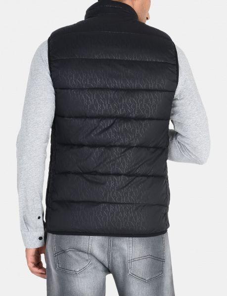Жилет мужские Armani Exchange MAN WOVEN SLEEVELESS JACKET WH1172 размеры одежды, 2017