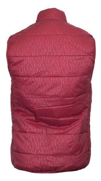 Жилет для мужчин Armani Exchange MAN WOVEN SLEEVELESS JACKET WH1173 размерная сетка одежды, 2017