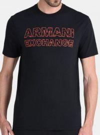 Футболка мужские Armani Exchange модель WH1189 , 2017