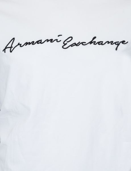 Футболка для мужчин Armani Exchange MAN JERSEY T-SHIRT WH1192 брендовая одежда, 2017