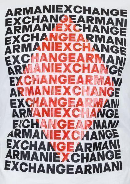 Футболка для мужчин Armani Exchange MAN JERSEY T-SHIRT WH1194 брендовая одежда, 2017