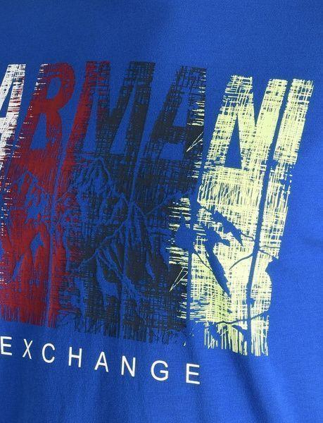 Футболка мужские Armani Exchange модель WH1202 характеристики, 2017