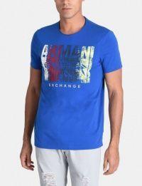 Футболка мужские Armani Exchange модель WH1202 , 2017