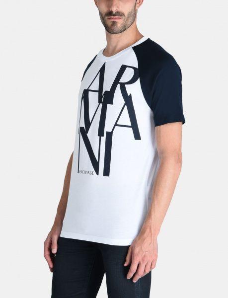 Футболка для мужчин Armani Exchange MAN JERSEY T-SHIRT WH1205 брендовая одежда, 2017