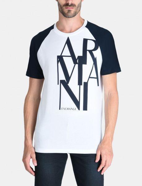 Футболка для мужчин Armani Exchange MAN JERSEY T-SHIRT WH1205 одежда бренда, 2017