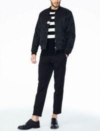 Пуловер мужские Armani Exchange модель WH121 , 2017