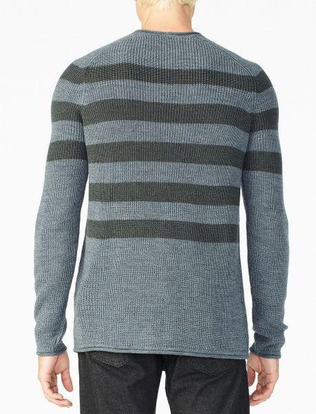 Пуловер для мужчин Armani Exchange WH122 примерка, 2017