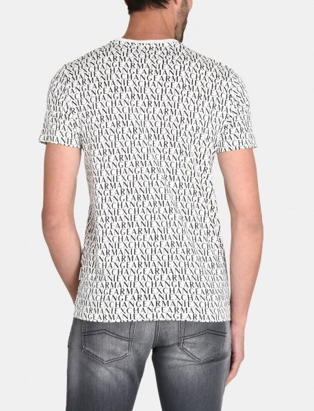 Футболка для мужчин Armani Exchange MAN JERSEY T-SHIRT WH1221 фото одежды, 2017