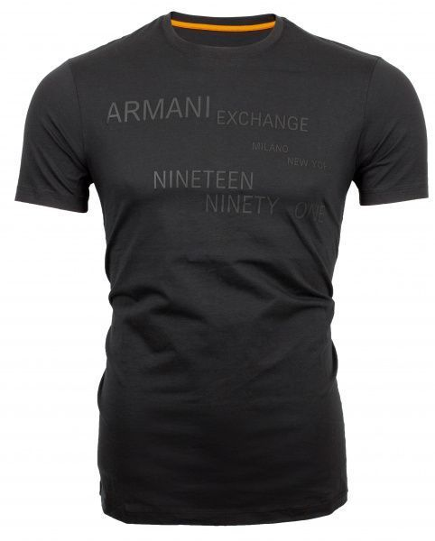Футболка для мужчин Armani Exchange MAN JERSEY T-SHIRT WH1224 фото, купить, 2017