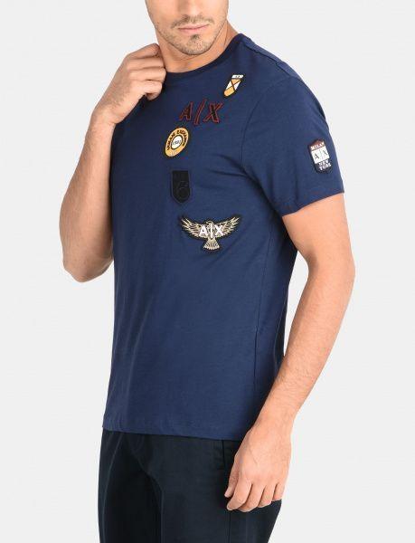 Футболка для мужчин Armani Exchange MAN JERSEY T-SHIRT WH1227 брендовая одежда, 2017