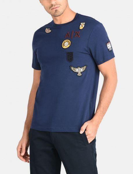 Футболка для мужчин Armani Exchange MAN JERSEY T-SHIRT WH1227 одежда бренда, 2017