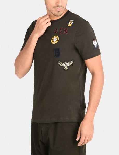 Футболка для мужчин Armani Exchange MAN JERSEY T-SHIRT WH1228 брендовая одежда, 2017