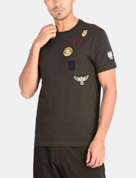 Футболка для мужчин Armani Exchange MAN JERSEY T-SHIRT WH1228 одежда бренда, 2017