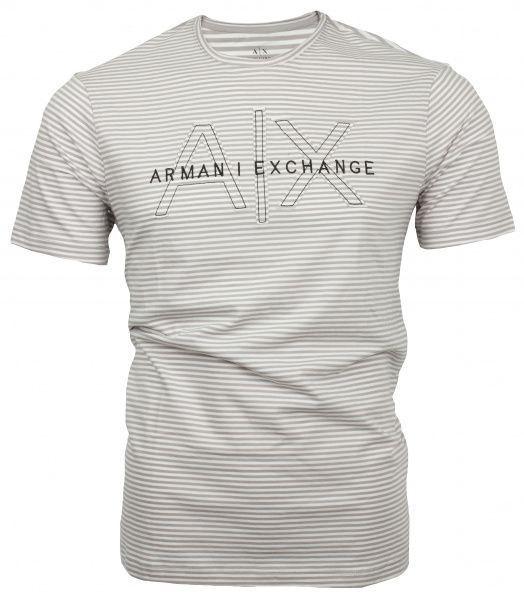 Футболка для мужчин Armani Exchange MAN JERSEY T-SHIRT WH1230 фото, купить, 2017