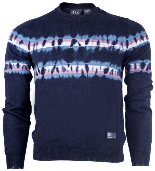 Пуловер  Armani Exchange модель WH124 , 2017