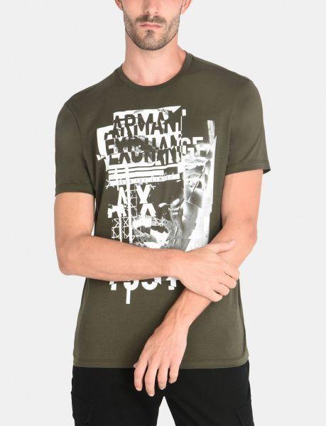Футболка для мужчин Armani Exchange MAN JERSEY T-SHIRT WH1251 одежда бренда, 2017