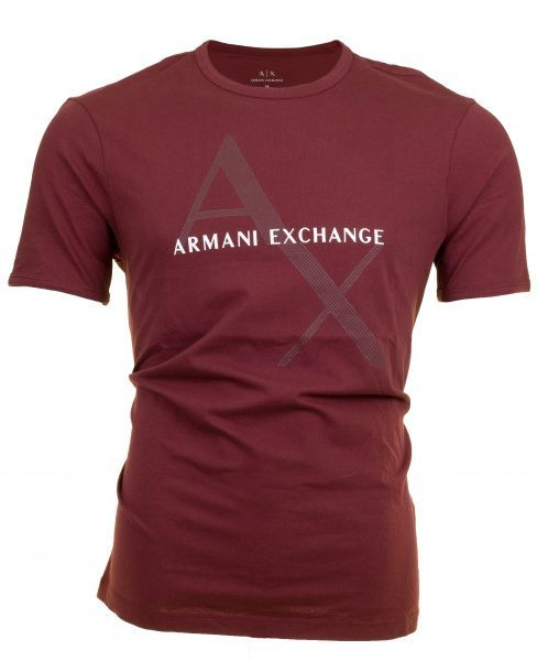 Футболка для мужчин Armani Exchange MAN JERSEY T-SHIRT WH1266 фото, купить, 2017