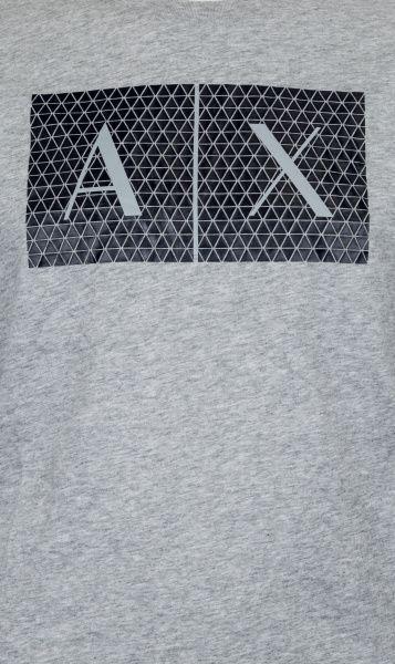 Футболка для мужчин Armani Exchange MAN JERSEY T-SHIRT WH1273 брендовая одежда, 2017
