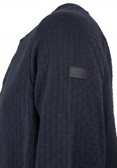 Пуловер Armani Exchange модель 6XZM1P-ZMC5Z-1510 — фото 4 - INTERTOP