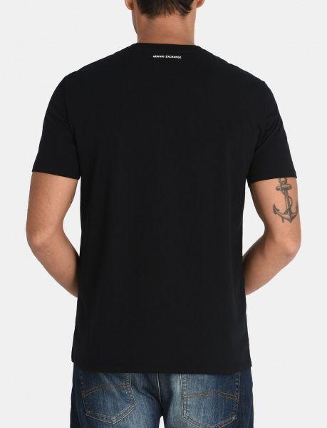 Футболка для мужчин Armani Exchange MAN JERSEY T-SHIRT WH1303 одежда бренда, 2017