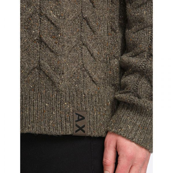 Пуловер для мужчин Armani Exchange MAN KNITWEAR PULLOVER WH1316 одежда бренда, 2017