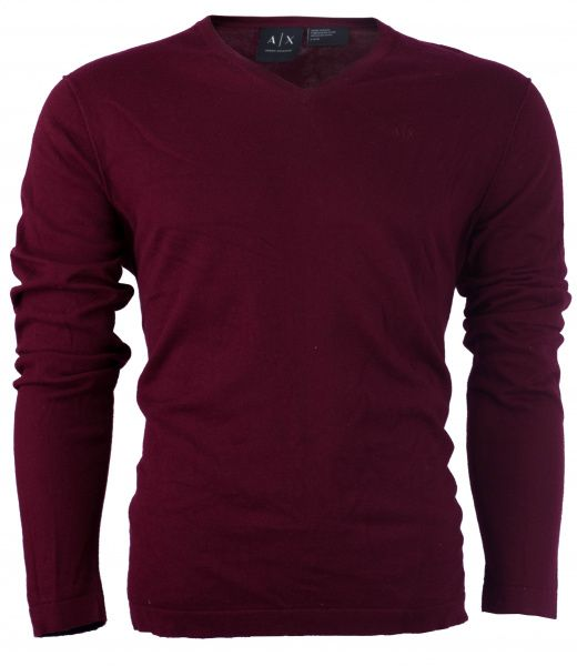 Пуловер Armani Exchange модель WH133 — фото - INTERTOP