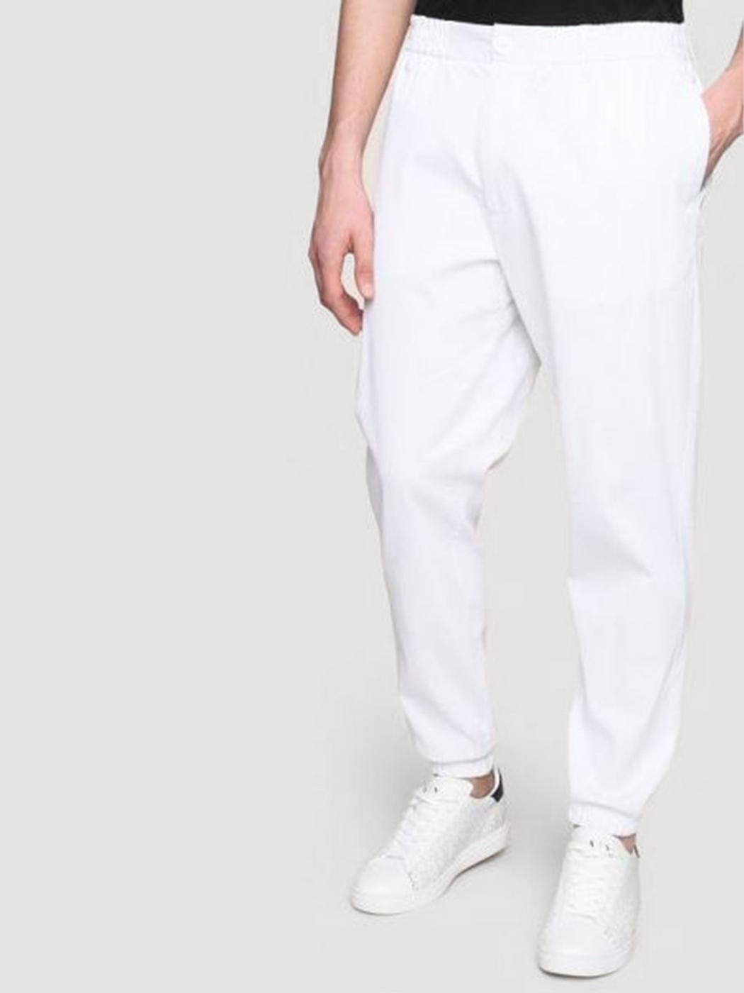 Купить Брюки мужские модель WH1332, Armani Exchange, Белый