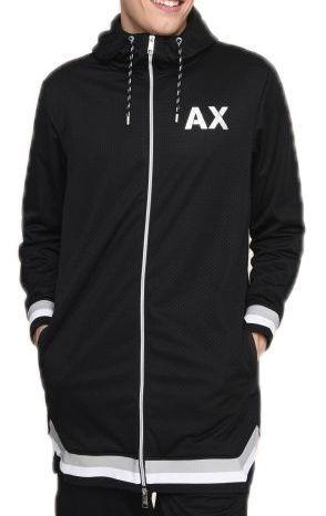 Кофта спорт для мужчин Armani Exchange MAN JERSEY SWEATSHIRT WH1378 брендовая одежда, 2017