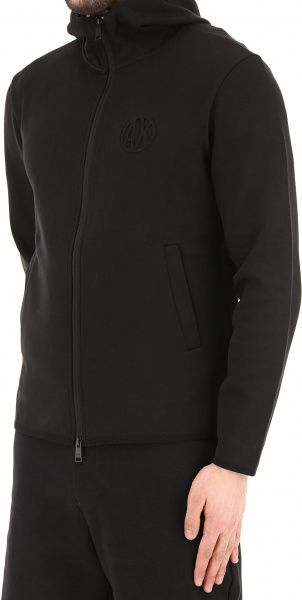 Кофта спорт мужские Armani Exchange MAN JERSEY SWEATSHIRT WH1380 одежда бренда, 2017