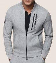 Кофта спорт мужские Armani Exchange модель WH1383 , 2017