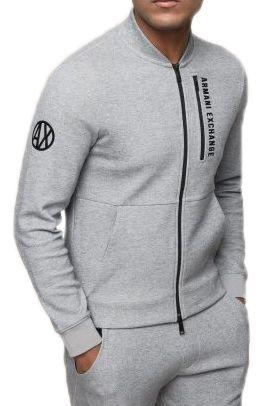 Кофта спорт мужские Armani Exchange MAN JERSEY SWEATSHIRT WH1383 продажа, 2017