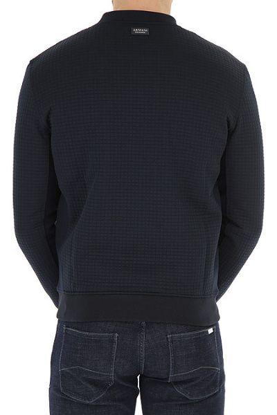Куртка мужские Armani Exchange MAN JERSEY BLOUSON JACKET WH1406 одежда бренда, 2017