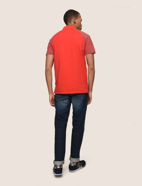 Поло для мужчин Armani Exchange MAN JERSEY POLO SHIRT WH1429 брендовая одежда, 2017