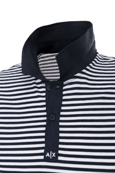 Поло для мужчин Armani Exchange MAN JERSEY POLO SHIRT WH1431 , 2017