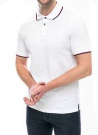 Поло мужские Armani Exchange модель WH1437 качество, 2017