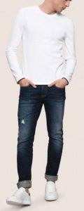 Пуловер мужские Armani Exchange модель WH1441 приобрести, 2017