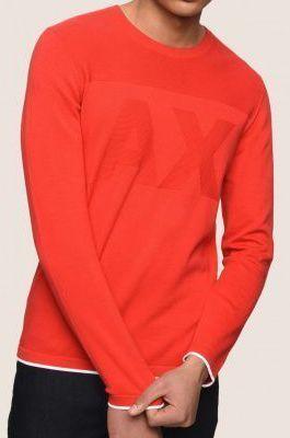 Пуловер мужские Armani Exchange модель WH1442 приобрести, 2017
