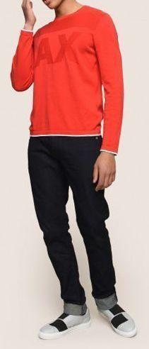 Пуловер мужские Armani Exchange модель WH1442 , 2017